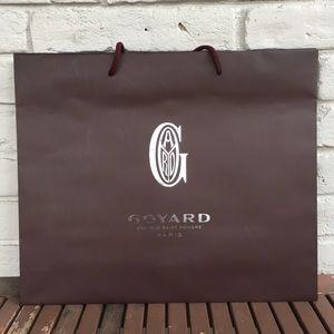 🔆Goyard Paper Shopping Bag🔆